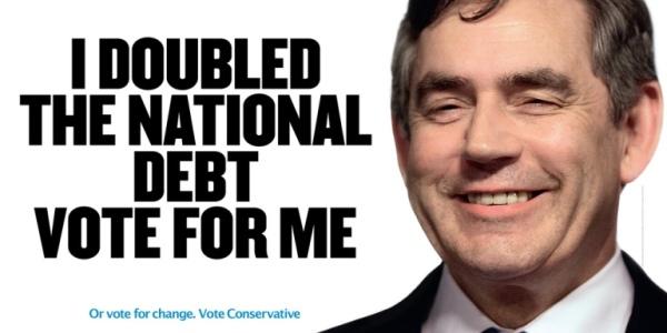 Konzervativní negativní kampaň
