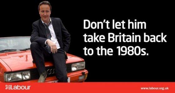 Labouristická negativní kampaň