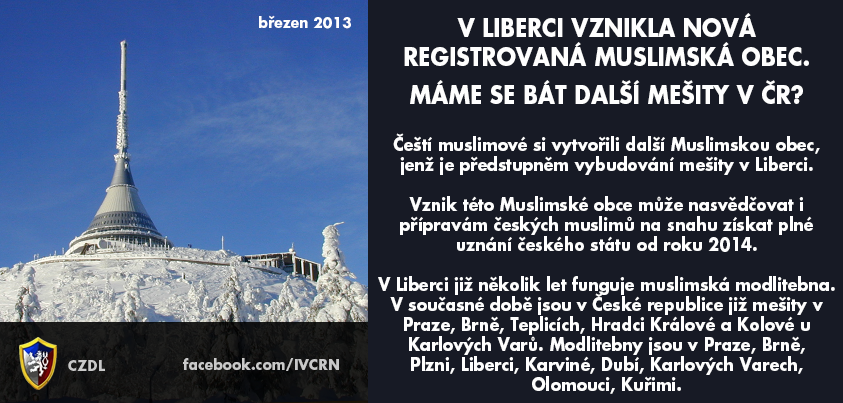Liberec mešita