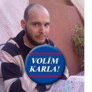 Hamza Jan Velička - foto z jeho profilu na facebook.com