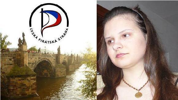 Ingrid Romancová ve volbách za Pirátskou stranu
