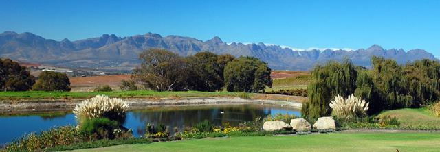 Vineland - okolí Kapského Města