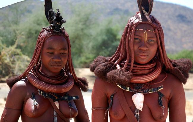 Himbky jsou krásné, mají nádherné rysy