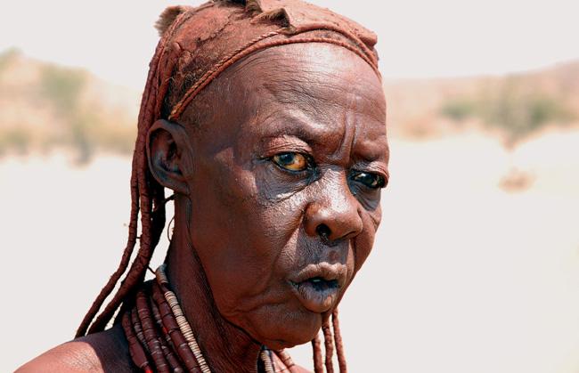Himbská babička
