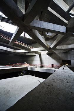 Stanice metra Fövám tér (Tamás Bujnovszky)