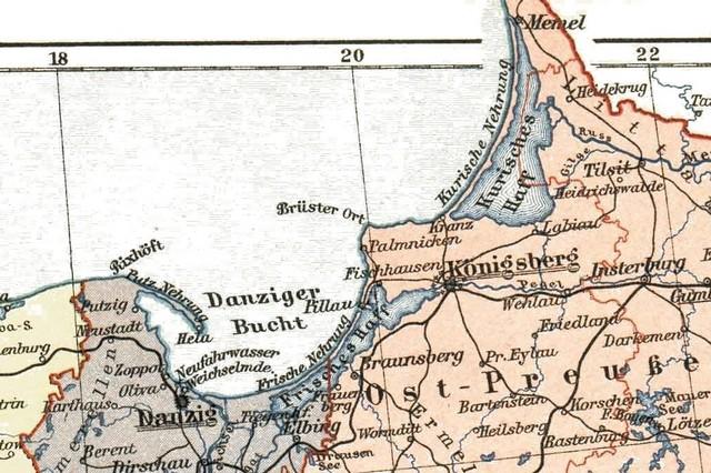 Co Zbylo Z Vychodniho Pruska Blog Idnes Cz