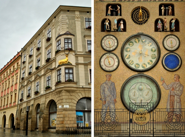 Obrazem: Deštivá (ale pořád krásná) Olomouc. Blog - Monika Al-Anni (blog.iD