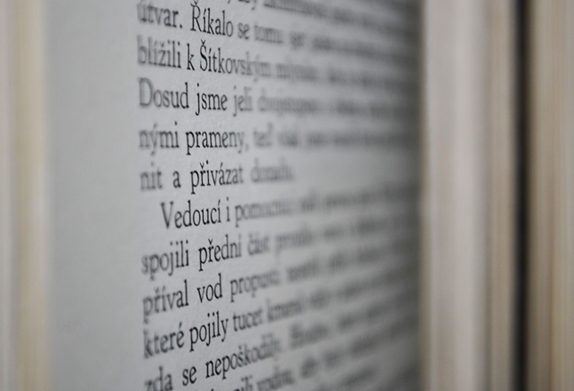 Obrazem: Hloubka slov (fotomatiné). Blog - Monika Al-Anni (blog.iDNES.cz)