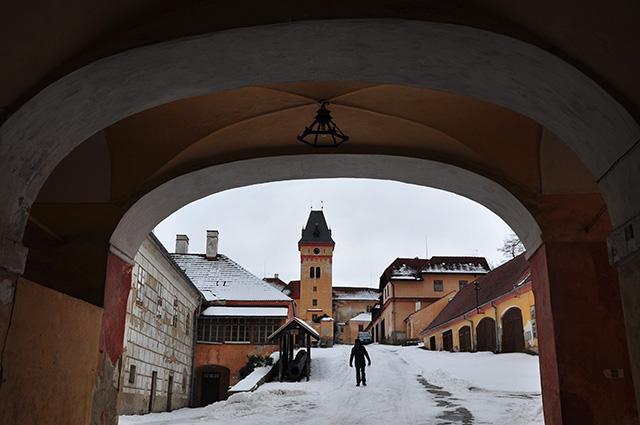 Obrazem: Vimperk a okolí. Blog - Monika Al-Anni (blog.iDNES.cz)
