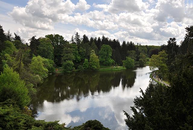Obrazem: Průhonický park. Blog - Monika Al-Anni (blog.iDNES.cz)