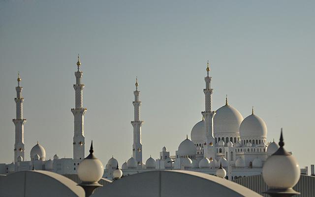 Obrazem: Abu Dhabi. Blog - Monika Al-Anni (blog.iDNES.cz)