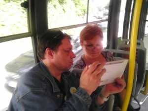 Tramvaj pro lidi s poruchou létání. Blog - Ladislav Kratochvíl (blog.iDNES.