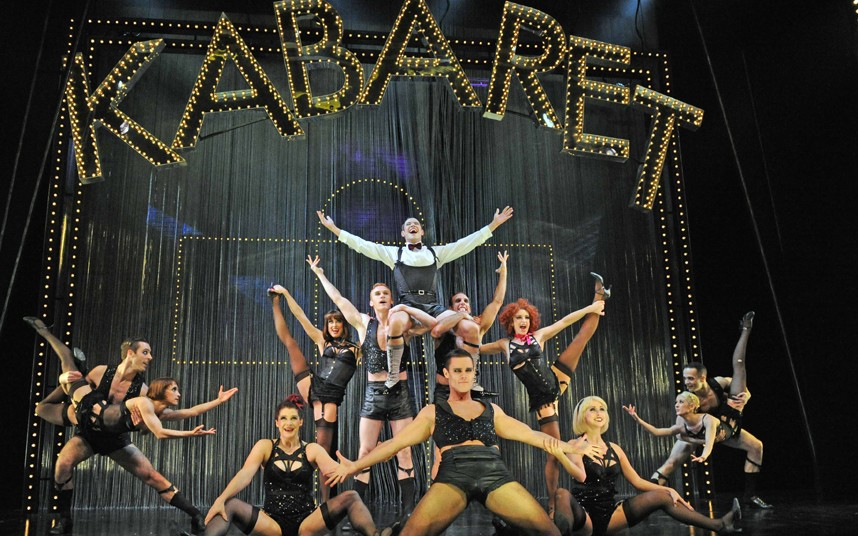 Cabaret, The Savoy Theatre, London