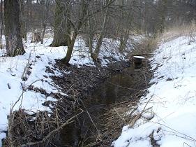 Potok pod Chýní