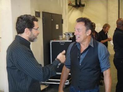 Setkání s Brucem Springsteenem