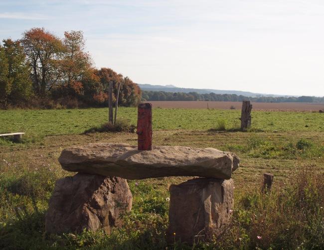 Keltská svatyně u Markvartic