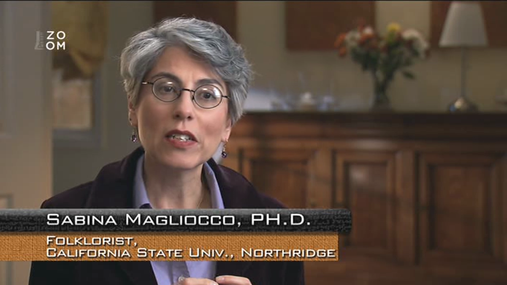 Sabina Magliocco, Ph. D.