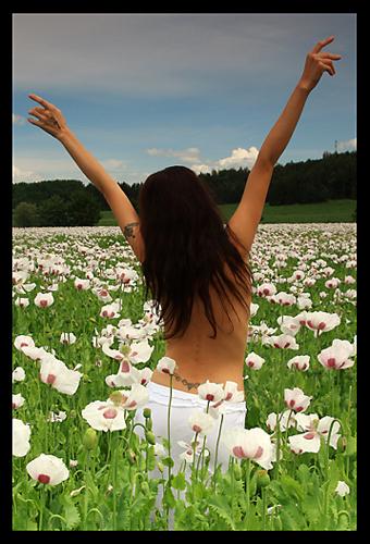 Moje raspoloženje u slici Radost