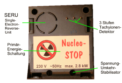 Odborný popis zázračného filtru jaderné energie – no nekupte to!