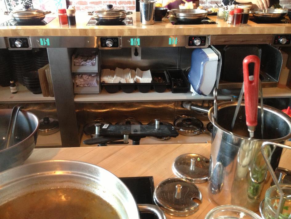 Shabu shabu pokra ov n blog for Food and bar jine forbach