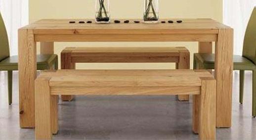 Jak vyrobit stůl ze dřeva