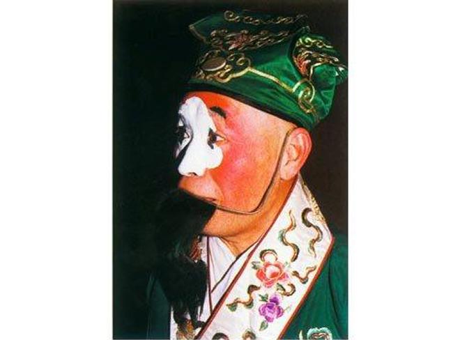 Čínský klaun