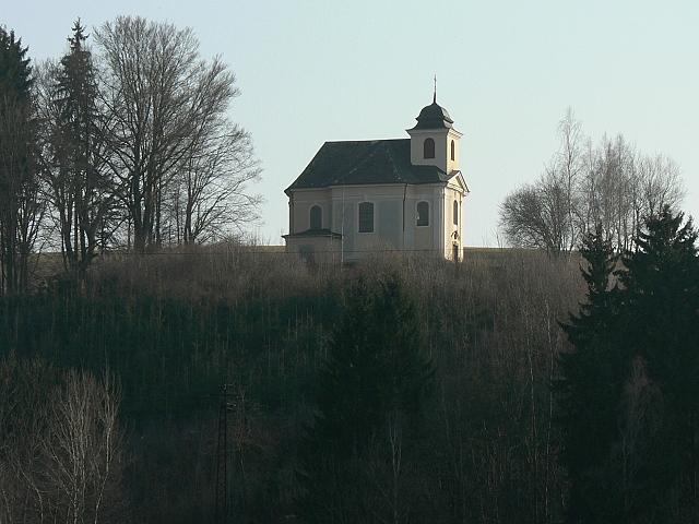 kostelík sv. Jana Nepomuckého