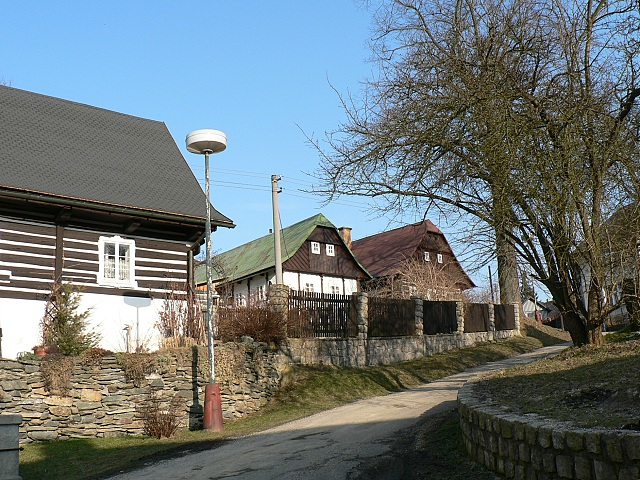staré domy