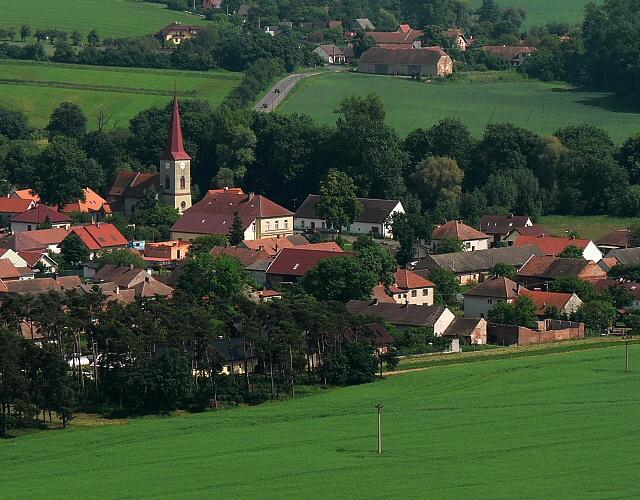 Obec Kunětice