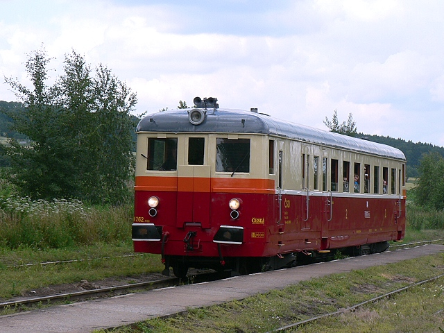 motorový vůz M262.1168