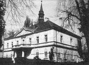 Zámek Mladějov, 1983