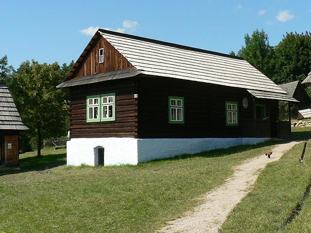 Rodinný dům z Údola