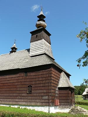 Řeckokatolický kostel sv. Michala z Matysové
