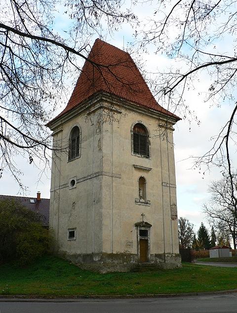 Barokní zvonice
