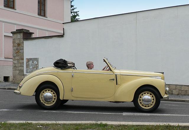 Škoda Tudor roadster