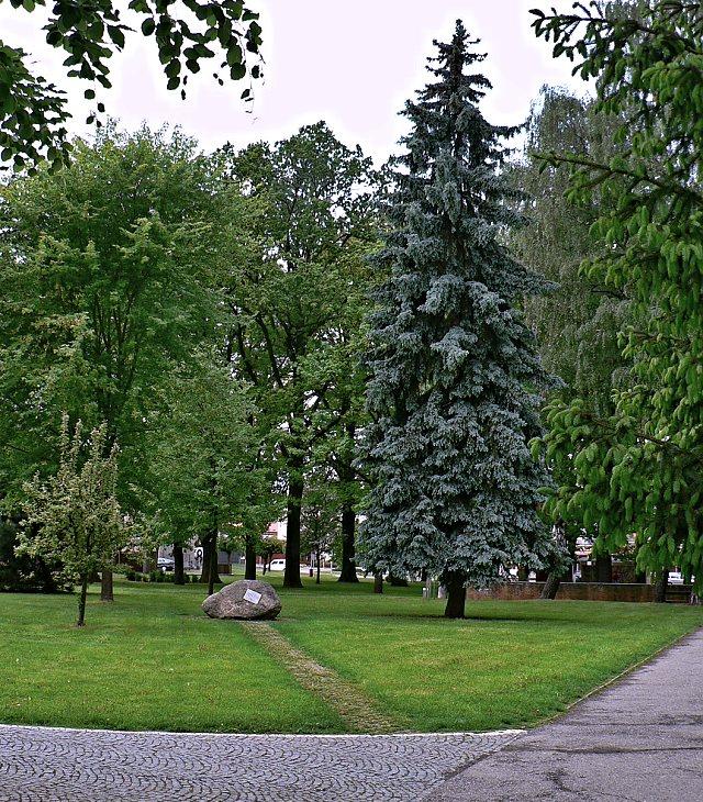 Humpolec, park Stromovka.