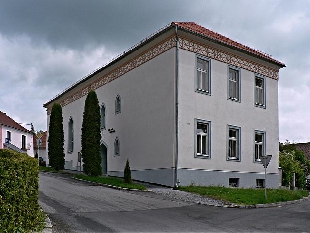 Humpolec, synagoga.