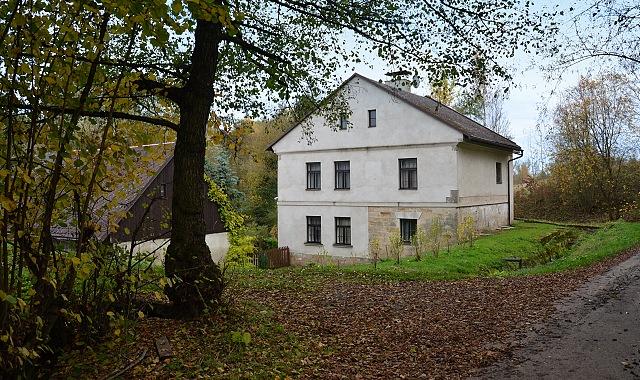 Buškovský mlýn