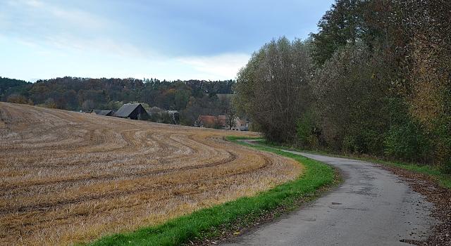 Cesta ke Střehomi