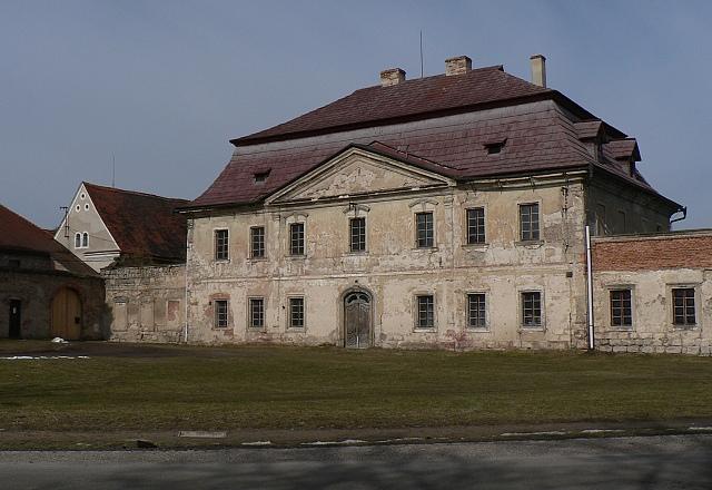 Brechlerův dům.
