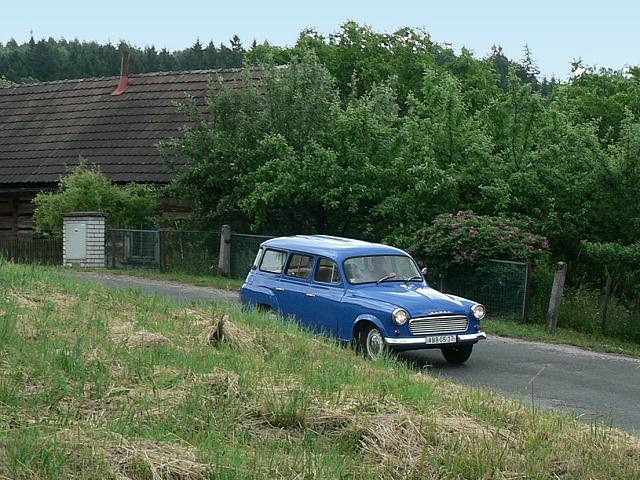 Škoda 1202 STW.
