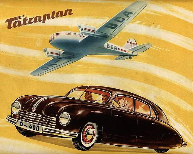 reklama Tatraplan