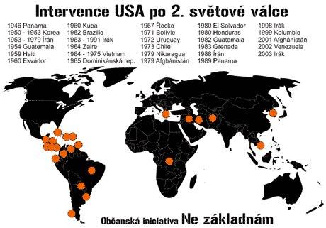 Intervence USA po 2. světové válce - Blog iDNES.cz