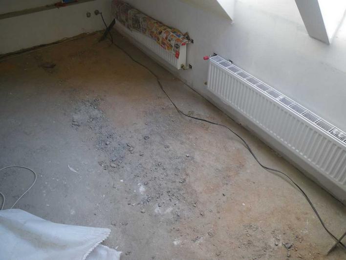 Anhydrid podlaha cena m2