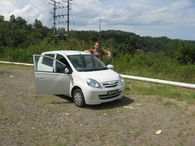 Král bornejských silnic - Perodua Mivy