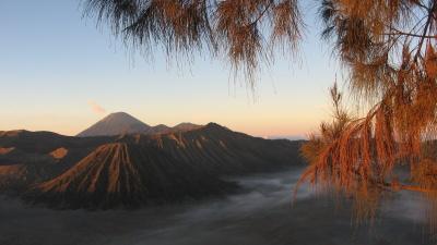 Národní park Bromo Tengger Semeru