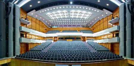 Hlediště Janáčkova divadla