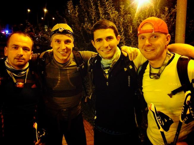Roman, JArda, Honza a Petr