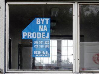 Byt v Janově na prodej - 4+1 za 150.00,- K.