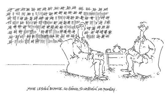 Výsledek obrázku pro kreslené vtipy beze slov